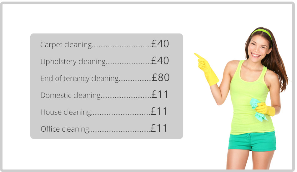 cheapest cleaning in sw9